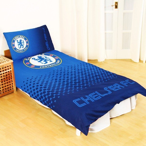 Chelsea Reversible Fade Single Duvet Set