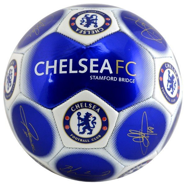 Chelsea Signature Football - Size 5