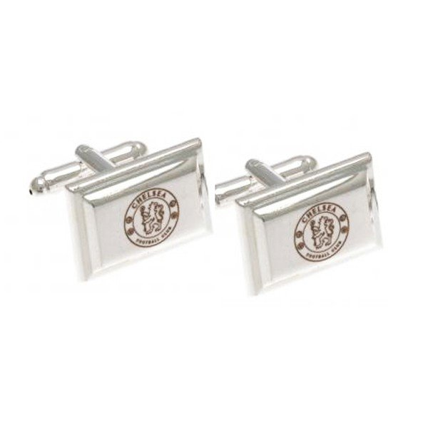 Chelsea Silver Plated Cufflinks