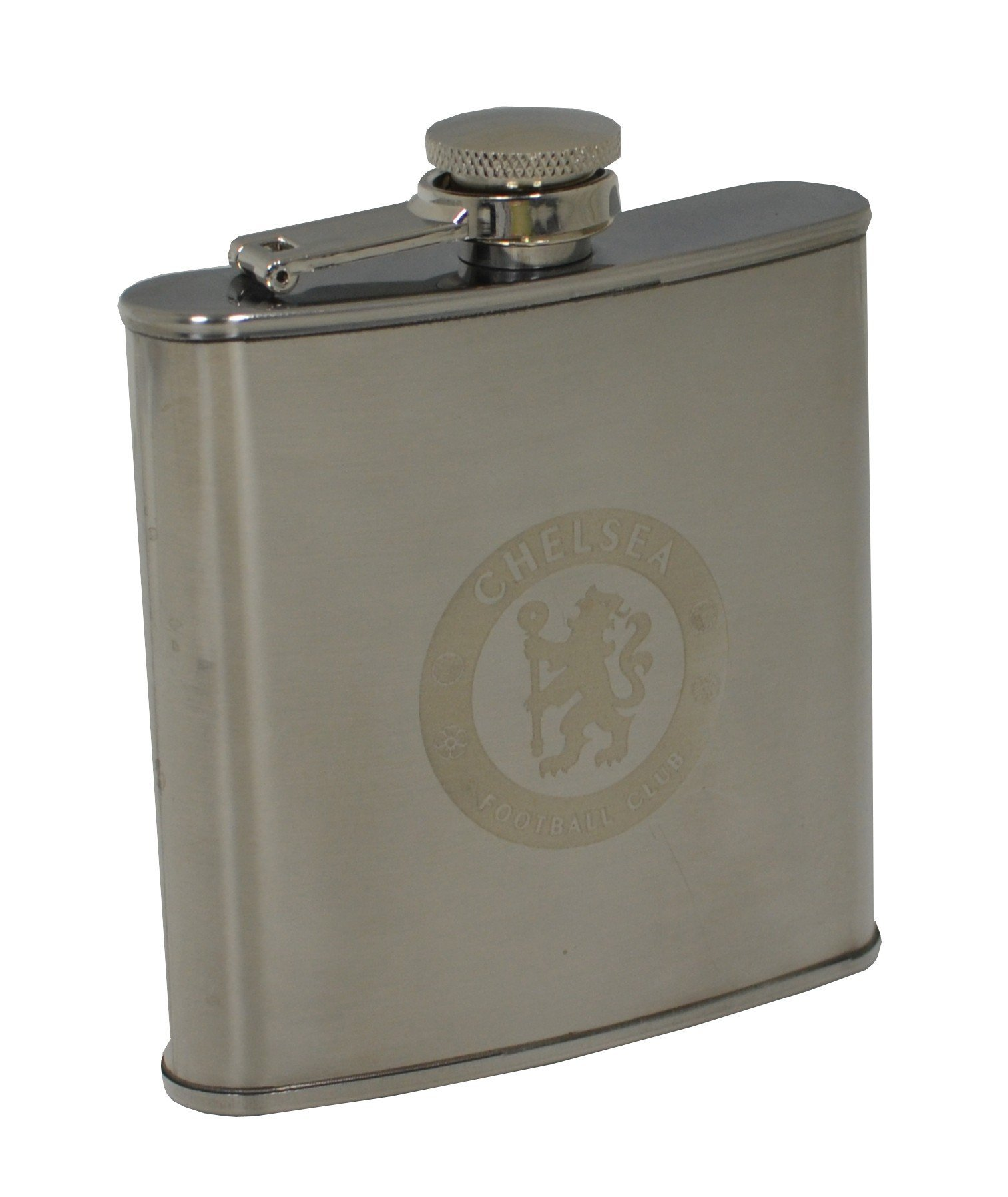 Chelsea Stainless Steel Hipflask