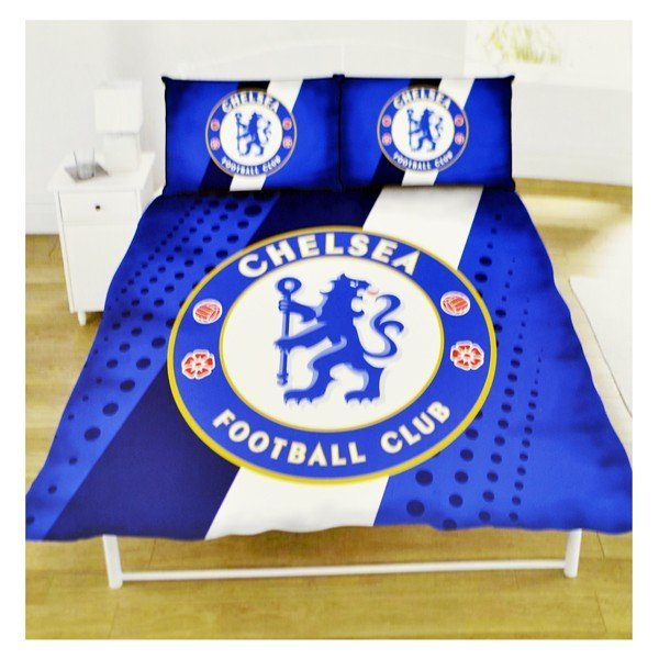 Chelsea Stripe Double Duvet Set