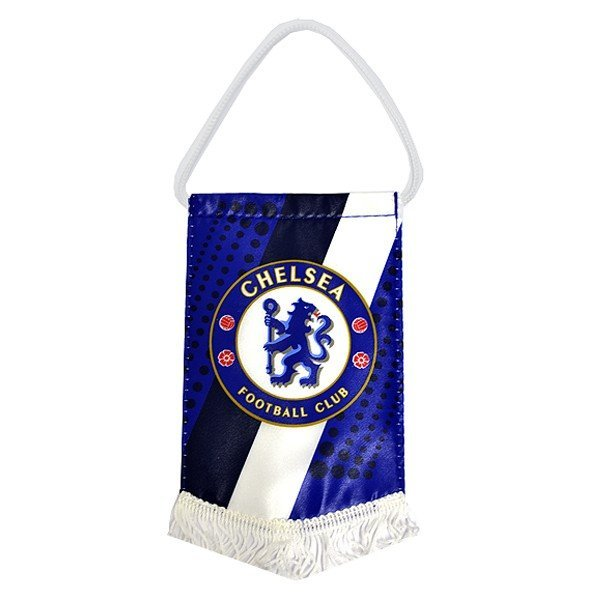 Chelsea Stripe Mini Pennant