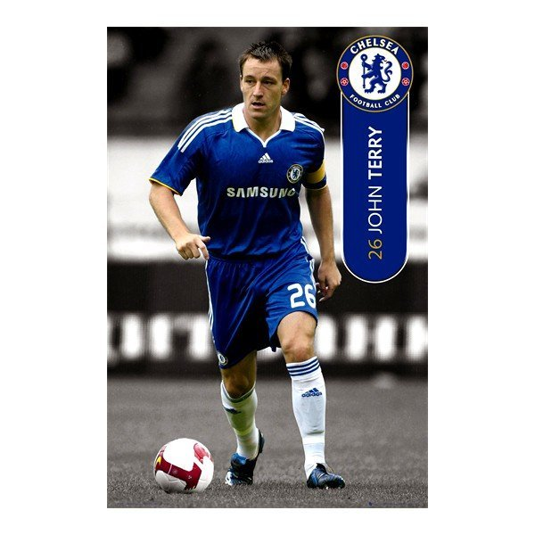 Chelsea Terry Player Poster