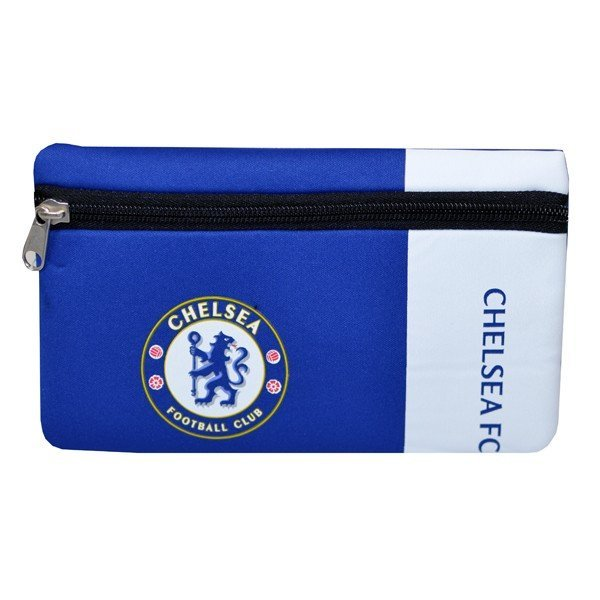 Chelsea Wordmark Flat Pencil Case