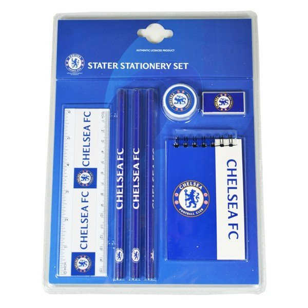 Chelsea Wordmark Starter Stationery Set