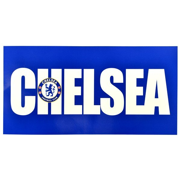 Chelsea Wordmark Towel