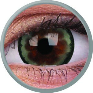 Gemini Clyte Grey Contact Lenses
