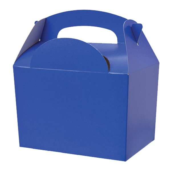 Colpac Party Boxes - Blue