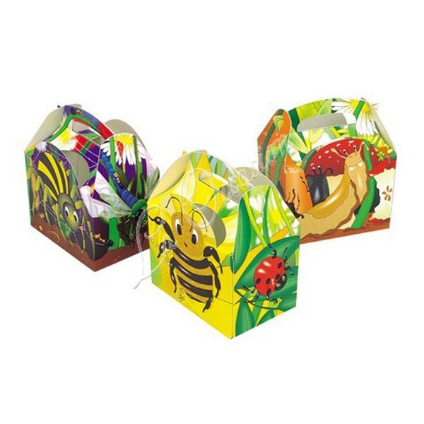 Colpac Party Boxes - Bugs