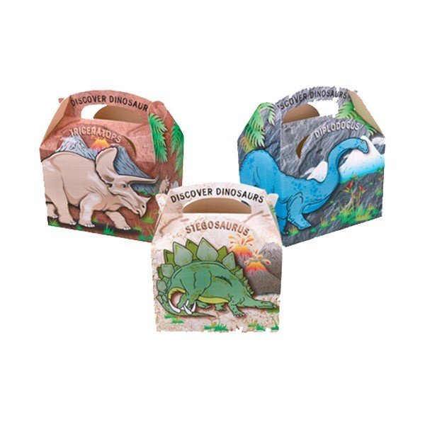 Colpac Party Boxes - Discover Dinosaurs