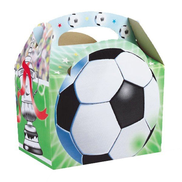 Colpac Party Boxes - Football