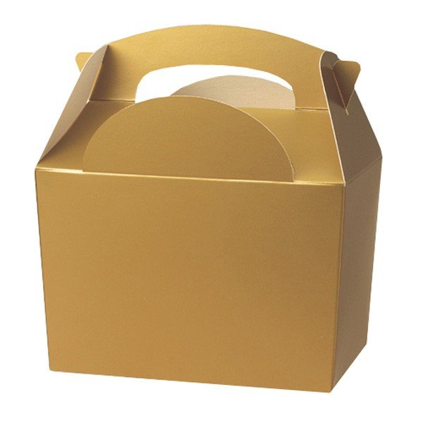 Colpac Party Boxes - Gold