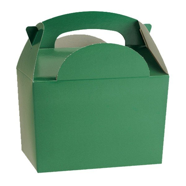 Colpac Party Boxes - Green