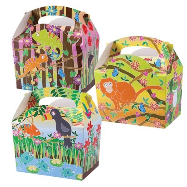 Colpac Party Boxes - Jungle Mix