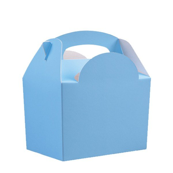 Colpac Party Boxes - Light Blue