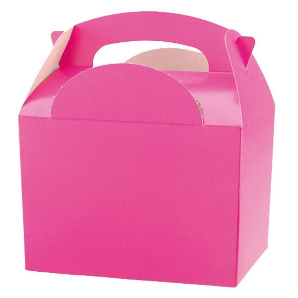 Colpac Party Boxes - Pink