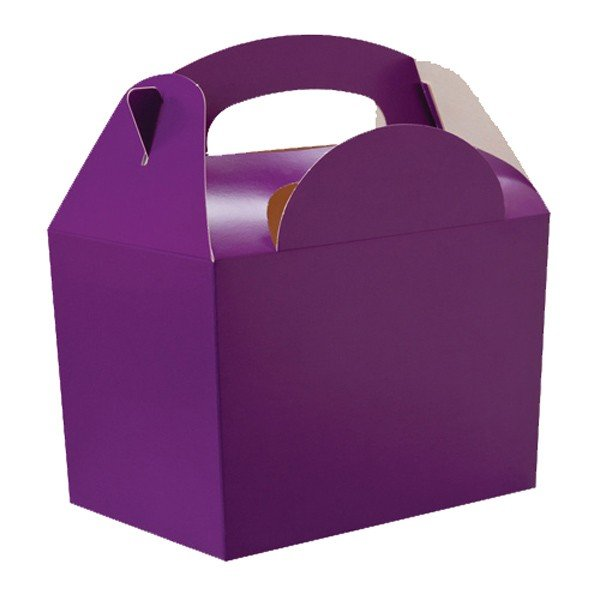 Colpac Party Boxes - Purple
