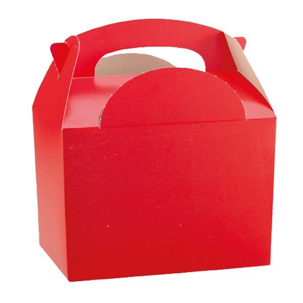 Colpac Party Boxes - Red