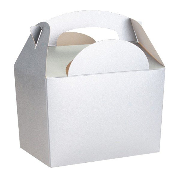 Colpac Party Boxes - Silver