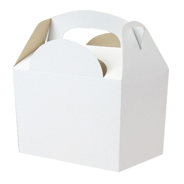 Colpac Party Boxes - White