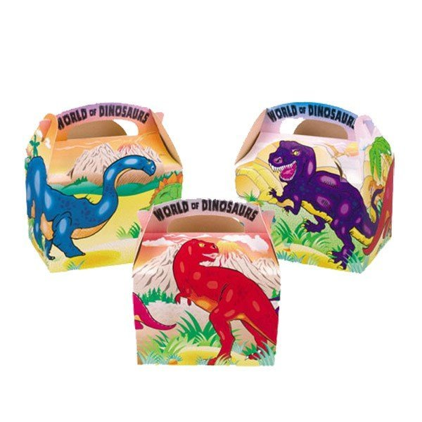 Colpac Party Boxes - World of Dinosaurs