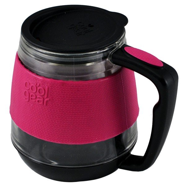 Cool Gear Desktop 11oz Coffee Mug - Pink