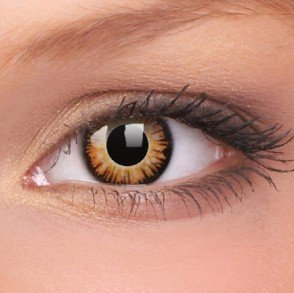 Twilight Crazy Colour Contact Lenses (1 Year Wear)