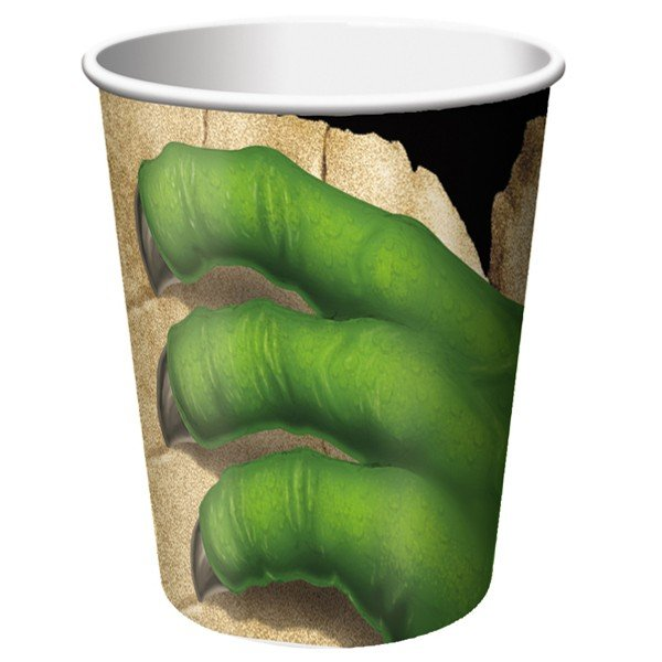 Creative Party Cups - Dino Blast