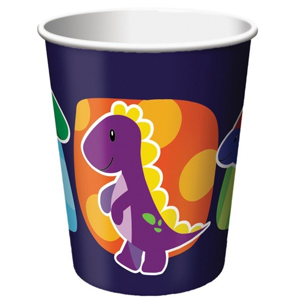 Creative Party Cups - Little Dino
