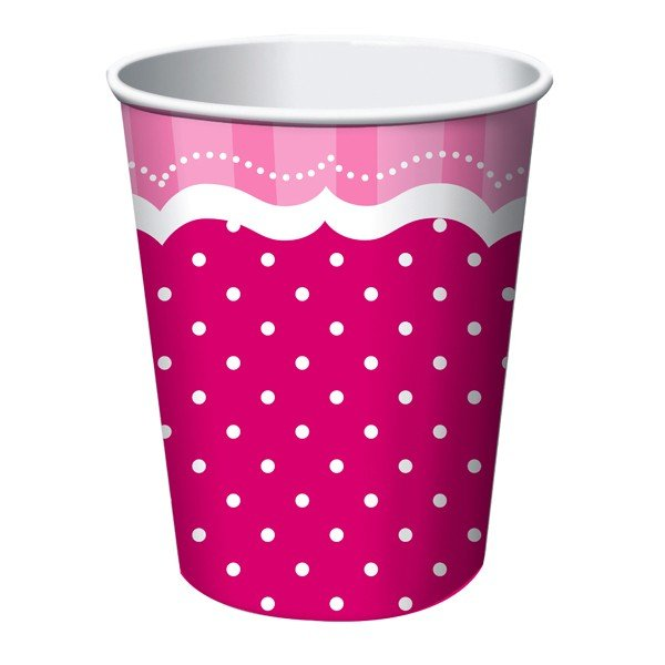 Creative Party Cups - Perfectly Pink