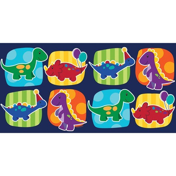 Creative Party Tablecover - Little Dino