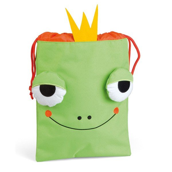 Croacky The Frog Lunch Bag