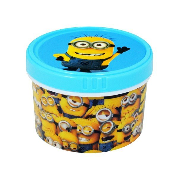 Despicable Me Snack Container