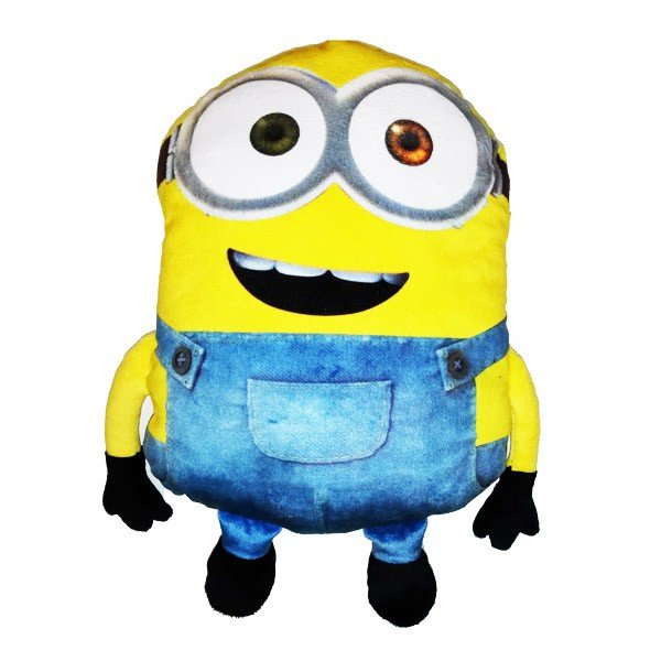 Despicable Minion 3D Cushion - Bob
