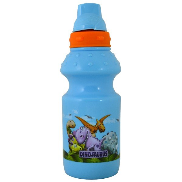 Dinosaurus Plastic Water Bottle