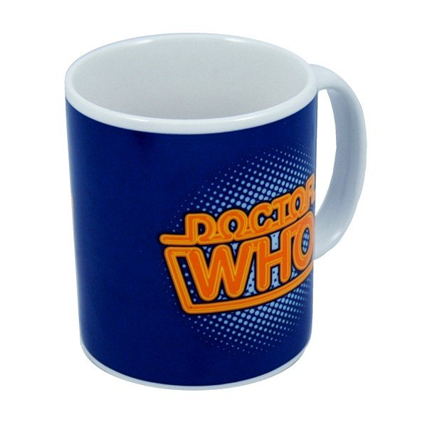 Doctor Who Boxed Mug - Crest
