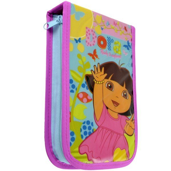 Dora The Explorer Double Tier Pencil Case