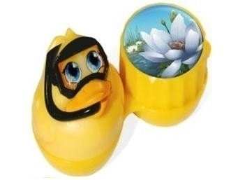 Duck 3D Contact Lens Storage Case