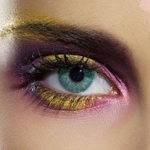 EDIT Glimmer Green Contact Lenses