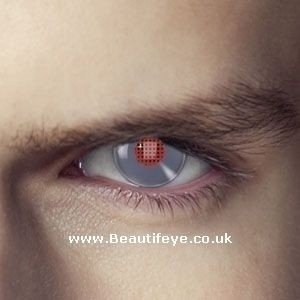 EDIT Terminator Android Eye Contact Lenses