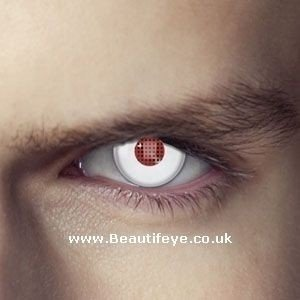 EDIT Terminator Humanoid Eye Contact Lenses