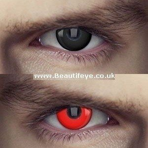 EDIT Terminator The Terminator Eye Contact Lenses