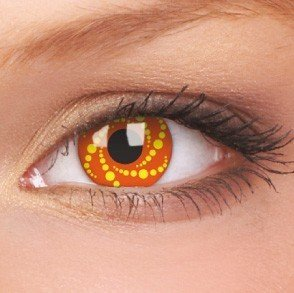 Energy Crazy Colour Contact Lenses (1 Year Wear)