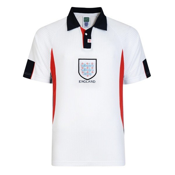 England 1998 World Cup Final Shirt - L