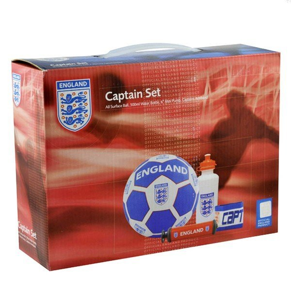 England Captains Armband Set