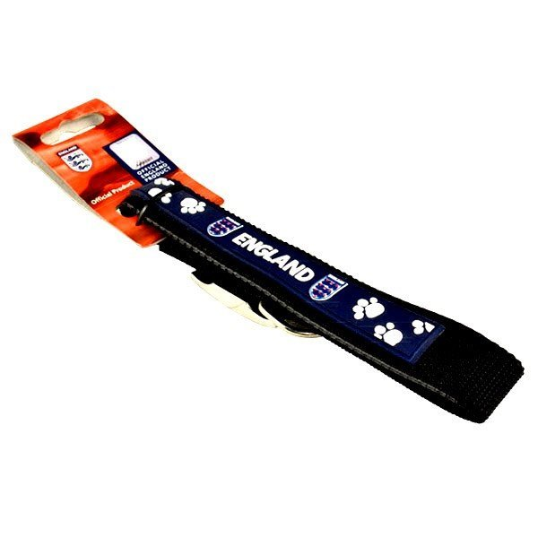 England Dog Collar -M