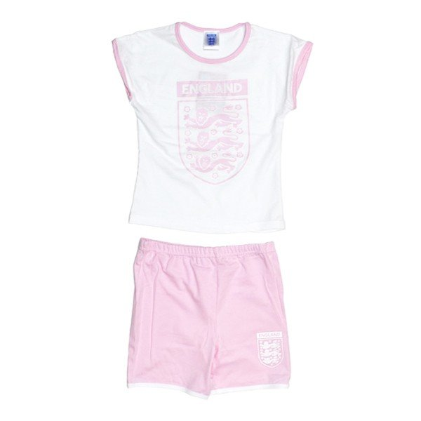 England Girls Shorts Pyjama (7-8)