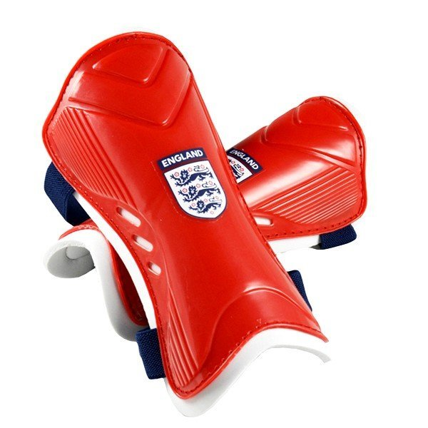 England Kids Slip Shinguards
