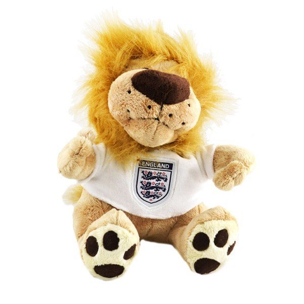 England Lion Plush Bear