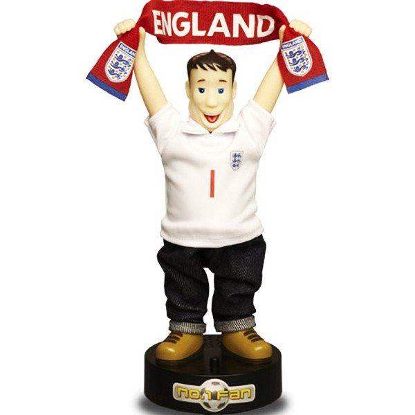 England No 1 Fan Animated